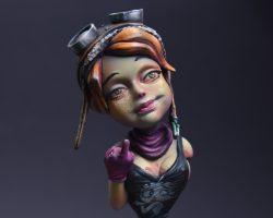 Zoe [Bust]