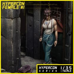 [AM23] Hypercon female #1