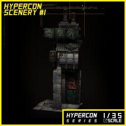 [AM27] Hypercon scenery #1