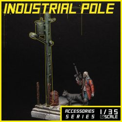 [AM71] Industrial Pole