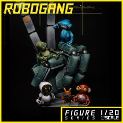 [AM34] Robogang