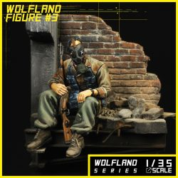 [AM50] Wolfland Figure #3
