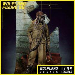 [AM64] Wolfland Figure #6 / U.S.A.