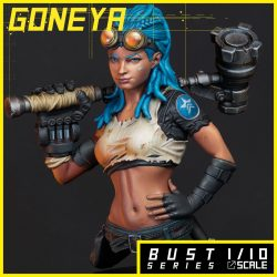 [AM40] Goneya