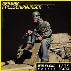 [AM30] German Fallschirmjager