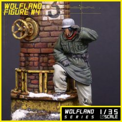 [AM66] Wolfland Figure #4