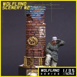 [AM47] Wolfland Scenery #2