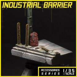 [AM73] Industrial Barrier