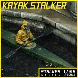 [AM74] Kayak Stalker