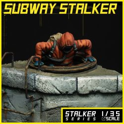 [AM76] Subway Stalker