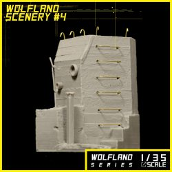[AM78] Wolfland Scenery #4
