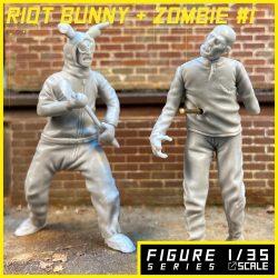 [AM82] Zombie#1 + Riot Bunny
